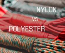 Нейлон или полиэстер. Какой паракорд лучше?