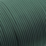 Paracord Type IV 750, dark emerald green #022