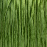 Microcord (1.4 mm), fluo green #017-1