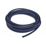Провод в тканевой оплетке 2 мм, navy blue #038