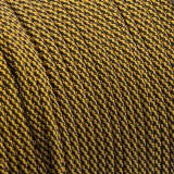 Paracord Type III 550, golden rod black comanche #287