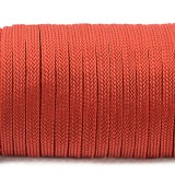 Coreless Paracord, red #021F-H