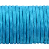 Paracord Type III 550, light blue #050