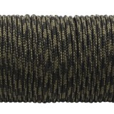 Micro cord (1.4 mm), black forest #309-1