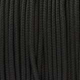 Paracord Type II (3mm),  black #016-T2