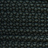 Paracord Type II (3mm),  black snake #308-T2