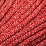 Paracord Type III 550, NOISE red #021F-N
