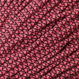 Minicord (2.2 mm), sofit pink snake #292-2 (315+016)