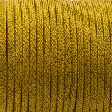 Paracord Type III 550, BLACK NOISE honey gold #089-BN
