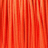 Paracord Type II (3mm), sofit orange  #345-T2