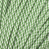Paracord Type III 550, Green/White TWIST #427 (331+007)