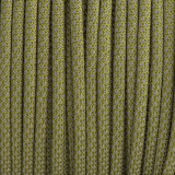 Paracord reflective 50/50, super reflective snake Green pepper #r16354S