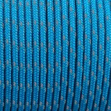 Minicord reflective (2.2 mm), blue #r2050-2