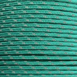Minicord reflective (2.2 mm), emerald green #r2086-2