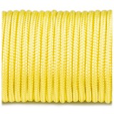 Minicord. Paracord 100 Type I (1.9 mm), yellow #019-type1