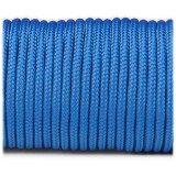 Minicord. Paracord 100 Type I (1.9 mm), simple blue #001-type1