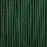 Minicord. Paracord 100 Type I (1.9 mm), dark emerald green #022-type1