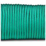 Minicord. Paracord 100 Type I (1.9 mm), emerald green #086-type1