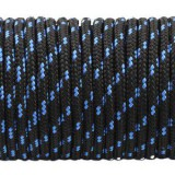 Minicord. Paracord 100 Type I (1.9 mm),  thin blue line #106-type1
