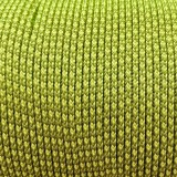 Minicord. Paracord 100 Type I (1.9 mm), green pastel / green pepper snake #446 (421|354)-Type1