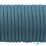 Paracord 425 Type II (3mm), blue oil #420-Тype2