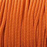Paracord Type II (3mm), orange yellow  #044-T2