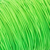 Microcord (1.4 mm), neon green #462-1