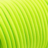 PPM cord 8 mm fluo green #017-PPM8