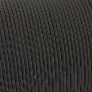 Paracord Type III 550, black #016