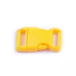 "5/8"", желтый, фастекс пластиковый"