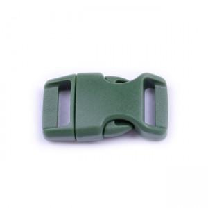 "5/8"", армейский зеленый, фастекс пластиковый"