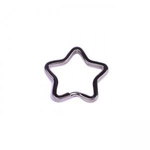 Кольцо звезда, 32 мм.
