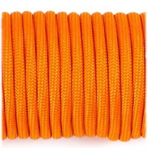 Paracord Type IV 750, orange yellow #044