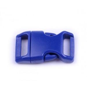 """5/8"""", синий, фастекс пластиковый"""