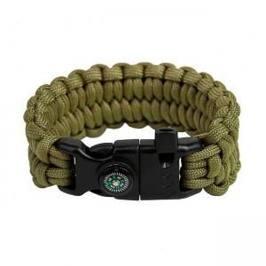 "Браслет ""Петли"" Survival, Army green (L)"
