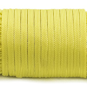 Coreless Paracord, yellow #019-Н