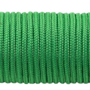 Paracord 425 Type II (3mm), green #025-Тype2