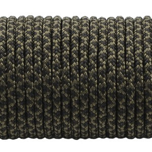 Minicord (2.2 mm), black snake #308-2