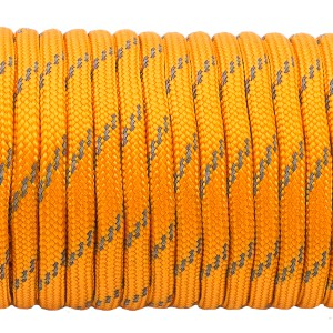 Paracord reflective, Apricot #r3085