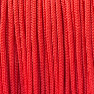 Paracord Type II (3mm), crimson #324-T2