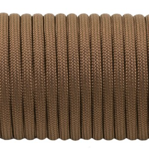 Paracord Type III 550, copper brown #015