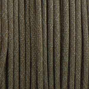 Paracord Type III 550, NOISE: army green #010-N