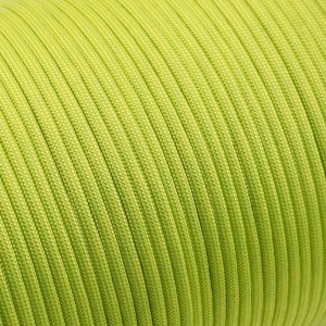 Paracord Type III 550, green pastel #421