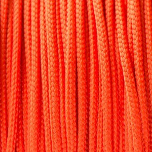 Paracord Type II (3mm), sofit orange  #345-T2