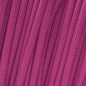 Paracord Type III 550, bright pink  #NR015