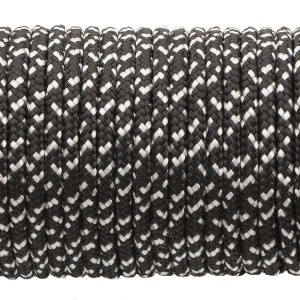 Minicord. Paracord 100 Type I (1.9 mm),  starry night #228-type1