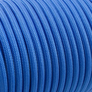 PPM cord 6 mm 3017 | simple blue #001-PPM6