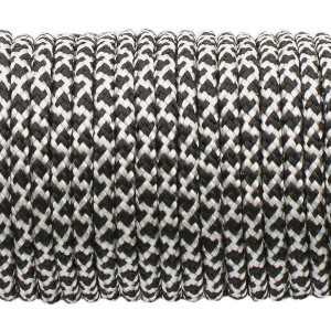 Minicord. Paracord 100 Type I (1.9 mm), diamond camo #081-type1