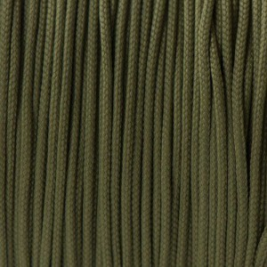 Minicord. Paracord 100 Type I (1.9 mm), golf #355-type1
