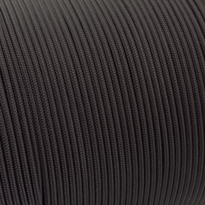 Paracord 425 Type II (3mm), Raven wing #411-Тype2